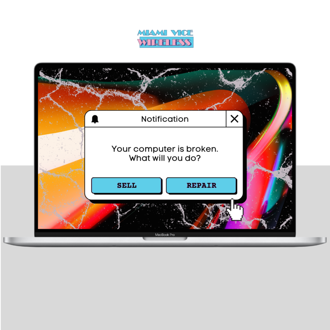 Is It Worth Repairing a Broken MacBook, or Should You Sell It?